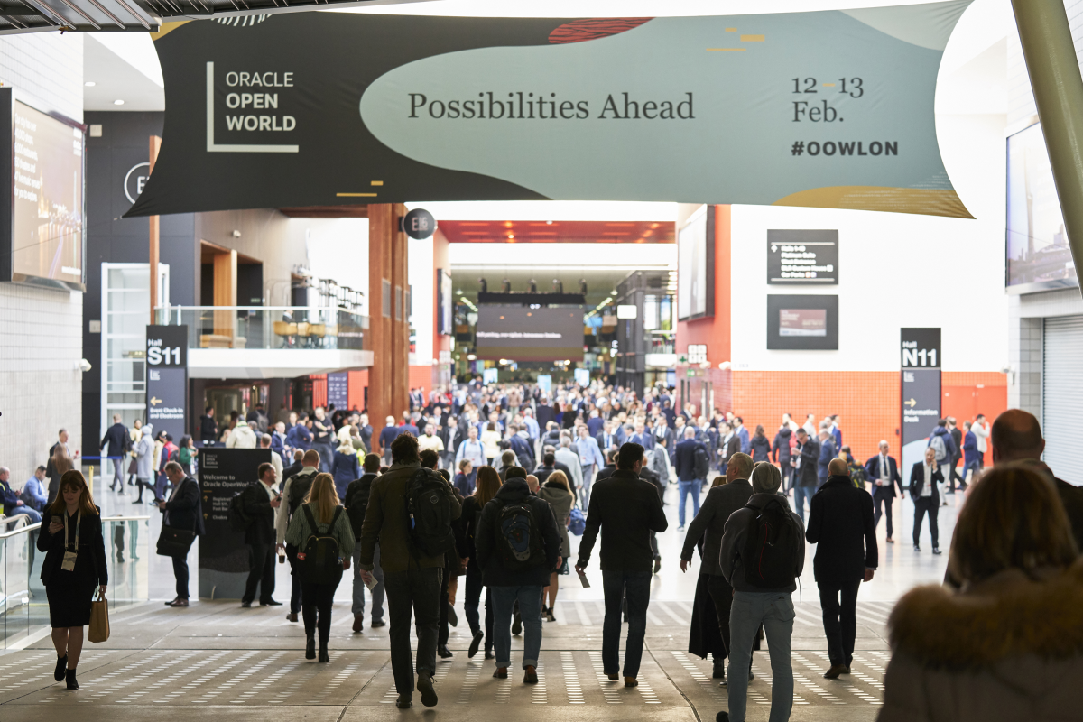 5 Takeaways from Oracle OpenWorld London 2020