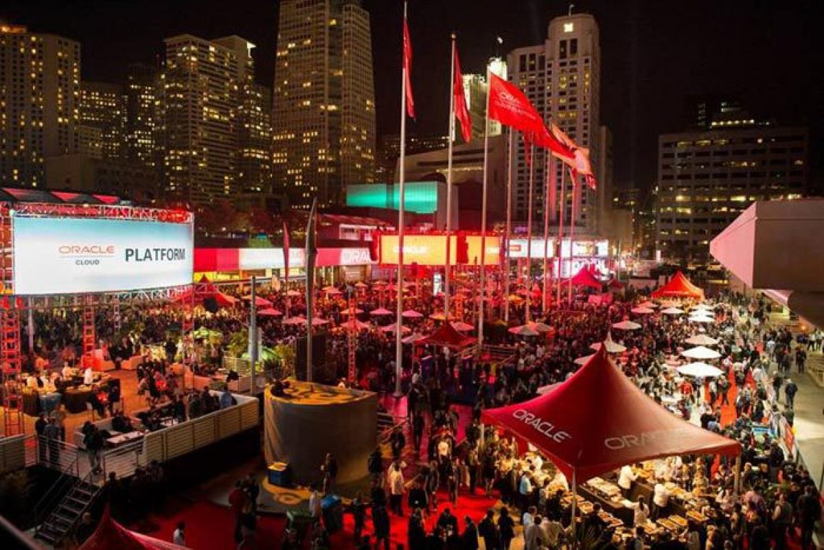 Oracle Openworld 2016