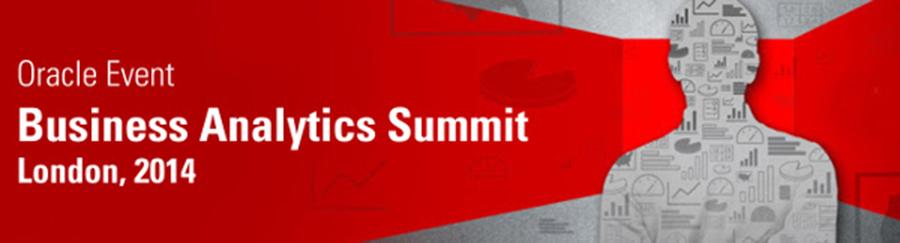 Oracle Business Analytics Summit 2014
