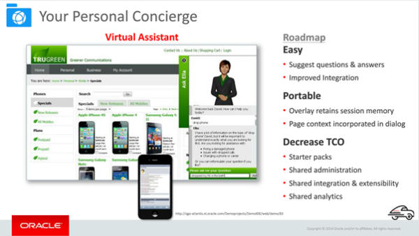 Future improvements to Virtual Assistant