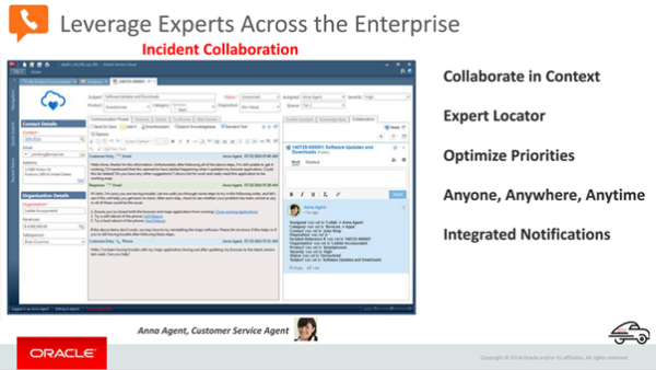 Service Cloud Incident Collaboration