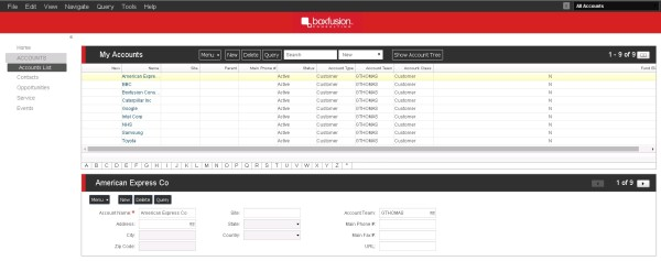 Boxfusion Siebel Open UI Custom Theme Before Upgrade