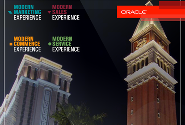 Las Vegas Oracle CX Summit 2015