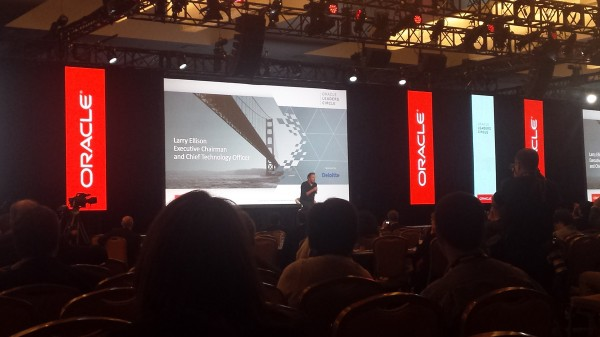 Larry Ellison Q&A OOW 2014
