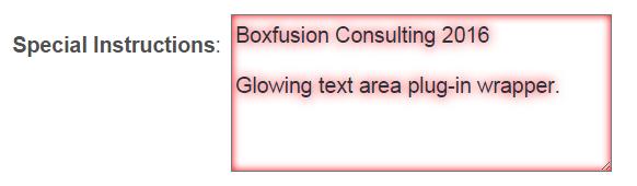 Siebel Open UI - Text Area Control