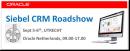 Siebel CRM Roadshow – Utrecht – 2016