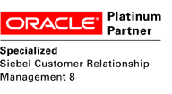 Oracle Siebel Platinum Partner