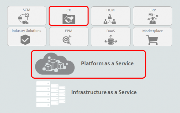 PaaS extensions overview